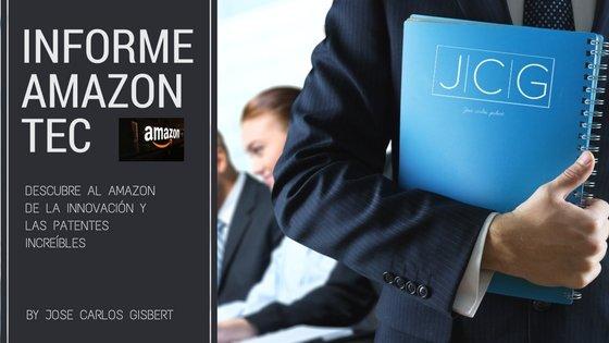 Informe Amazon Tec: Descubre la increíble capacidad de innovación y las patentes más disruptoras de Amazon