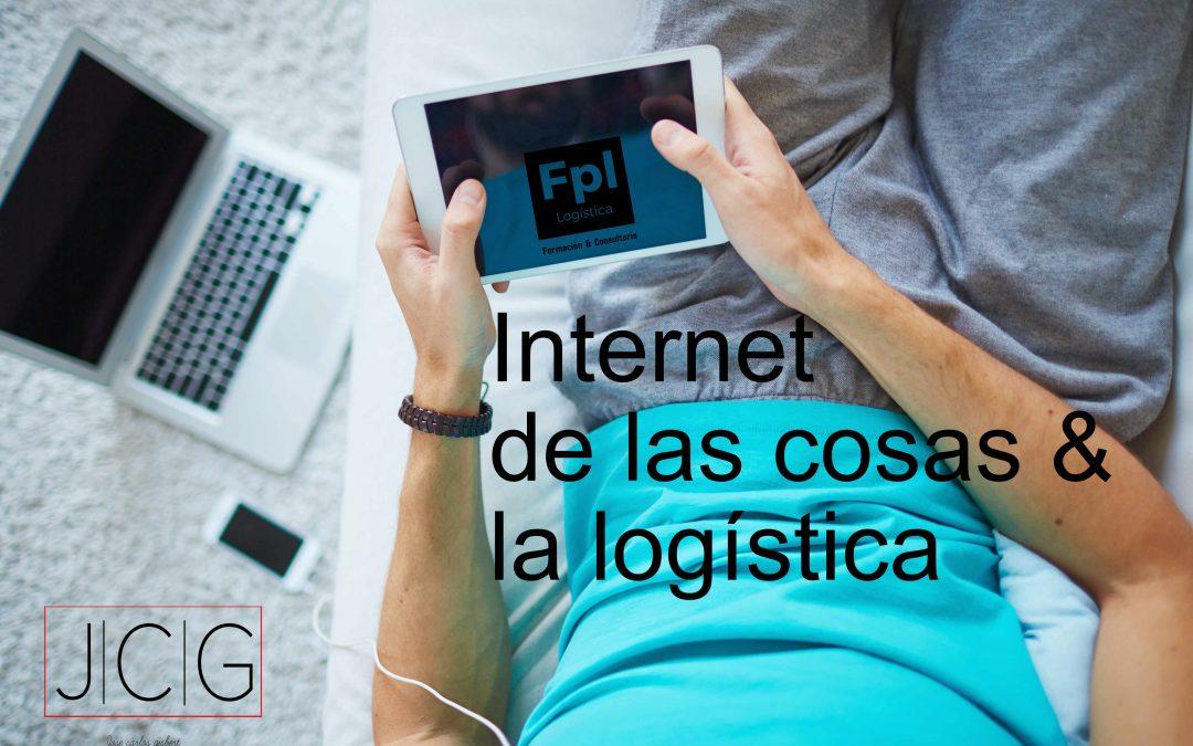 Internet de las cosas & logística, cómo prestar un servicio excelente.