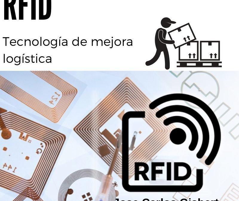 Sistema RFID. Cómo mejorar la gestión logística y del almacén.