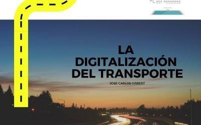La digitalización del Jefe de Tráfico y del transporte