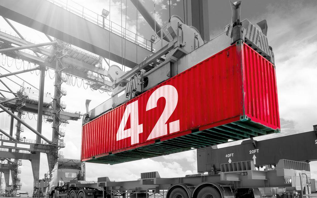 Container 42. El proyecto pionero en IOT- 5G aplicada a logística